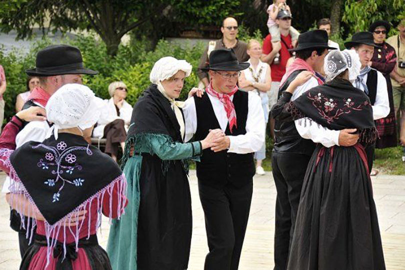 folklore traditionnel haut-savoie